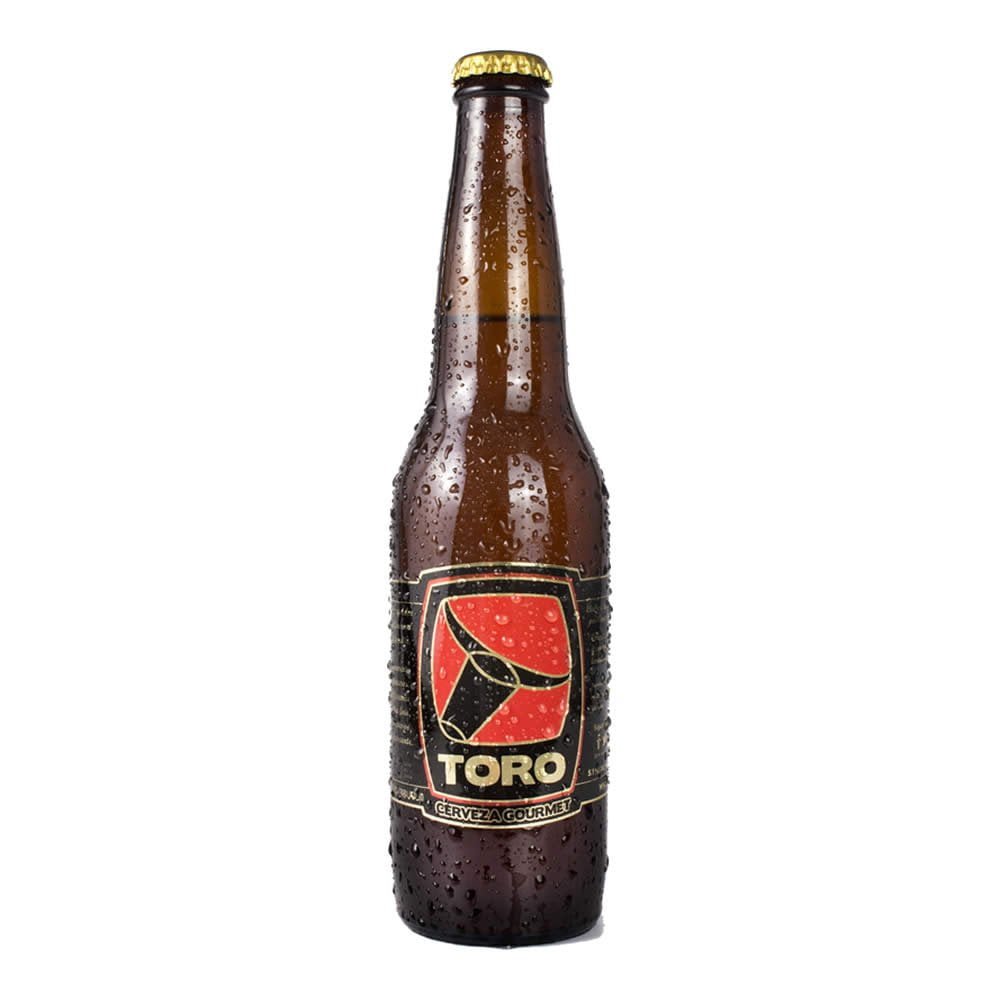 Cerveza Toro Golden