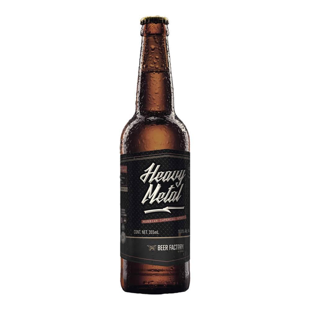 Cerveza Beer Factory Heavy Metal