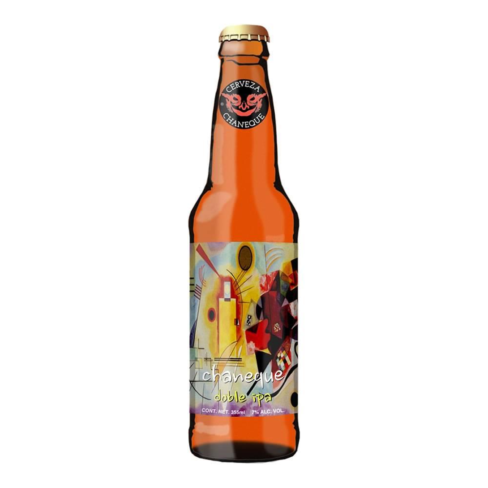 Cerveza Chaneque Kandinsky