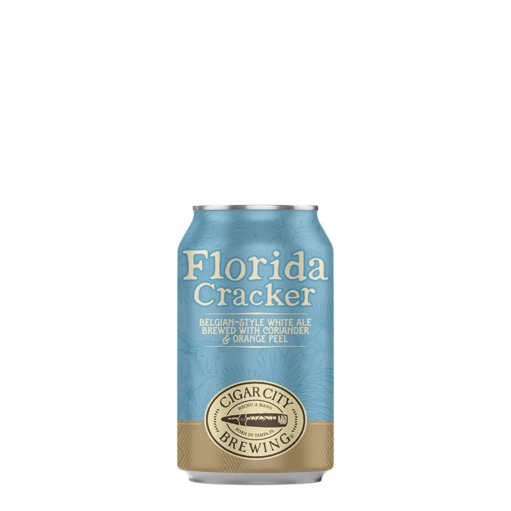 Cerveza Cigar City Florida Cracker