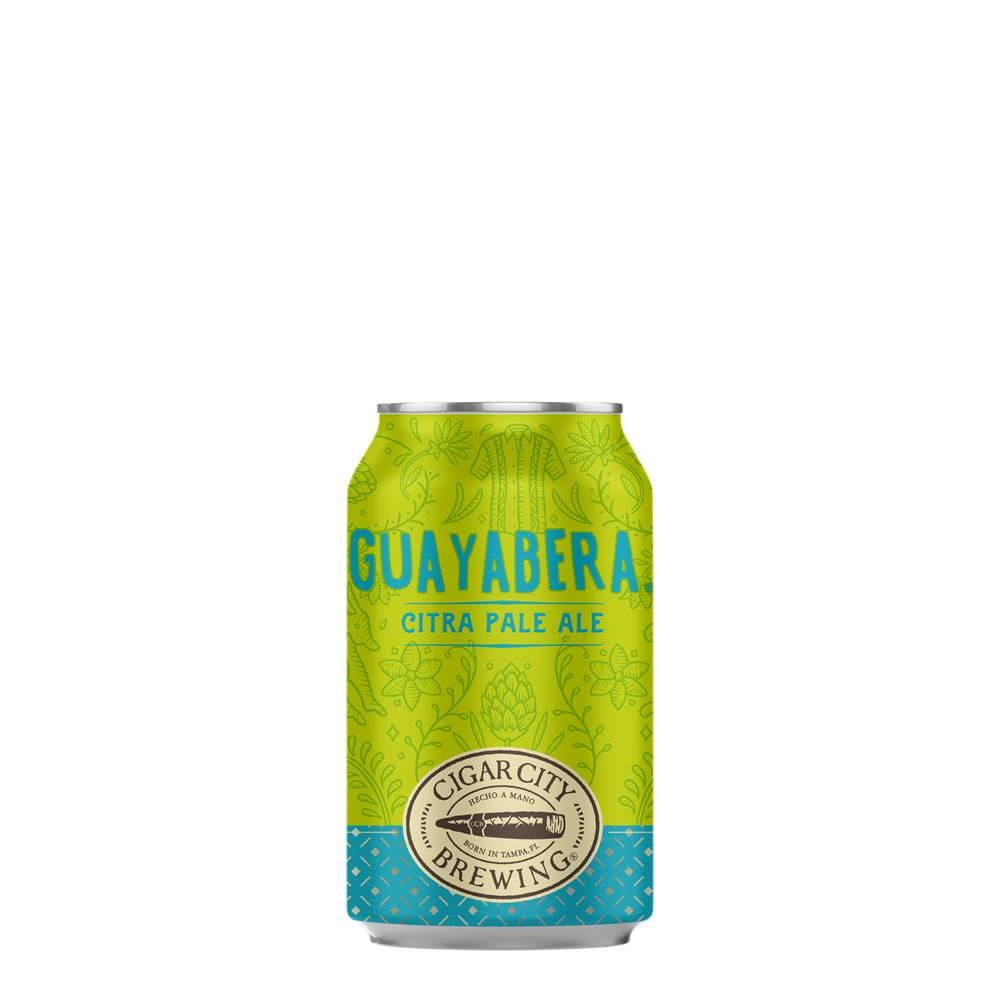 Cerveza Cigar City Guayabera