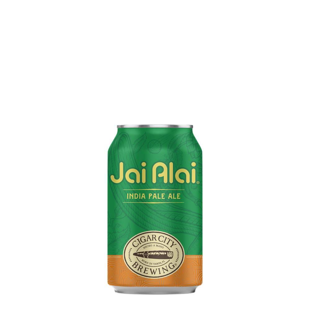 Cerveza Cigar City Jai Alai