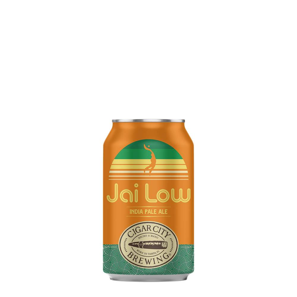 Cerveza Cigar City Jai Low
