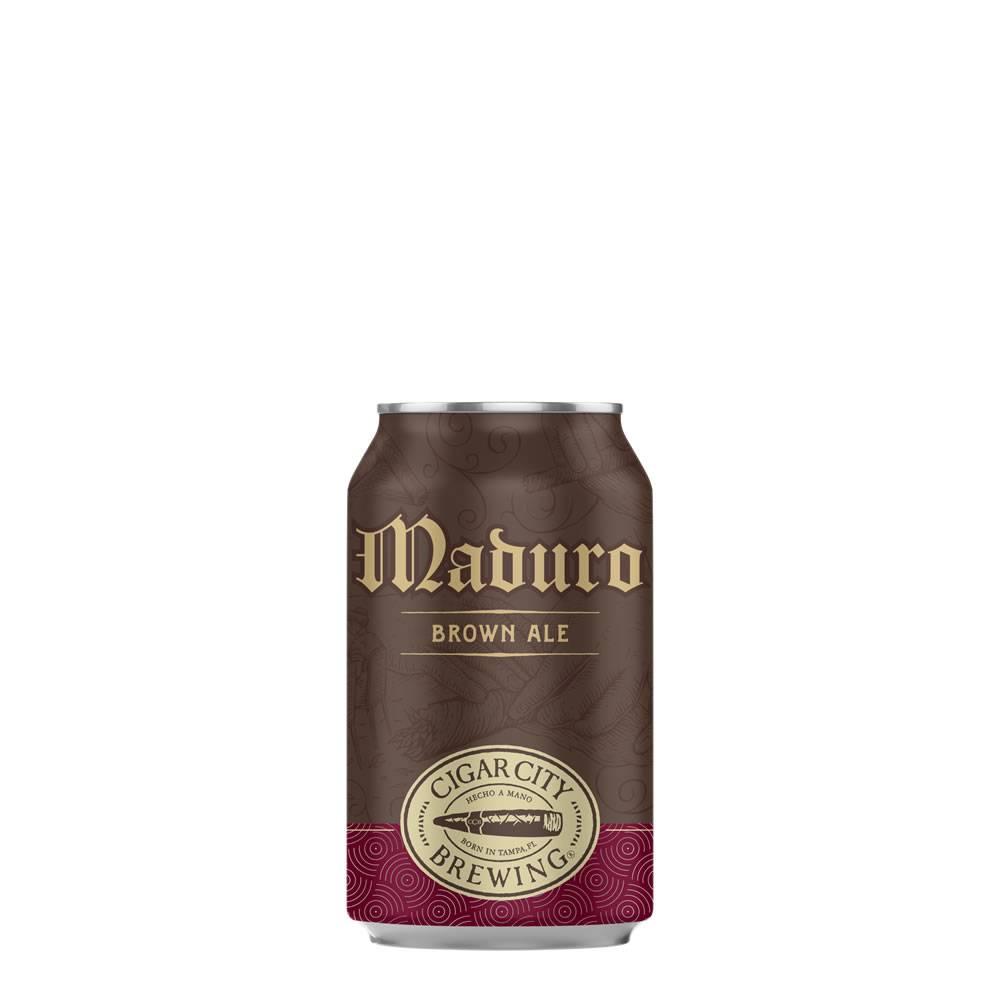 Cerveza Cigar City Maduro