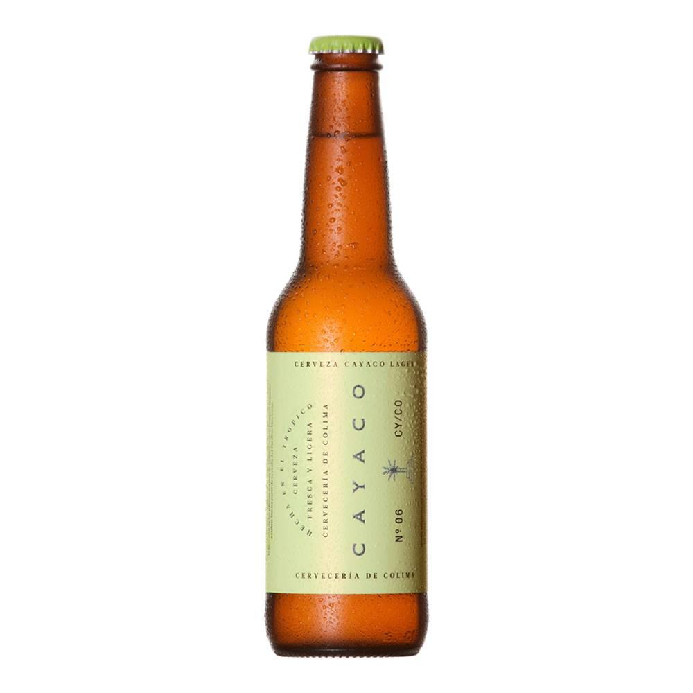 Cerveza Colima Cayaco