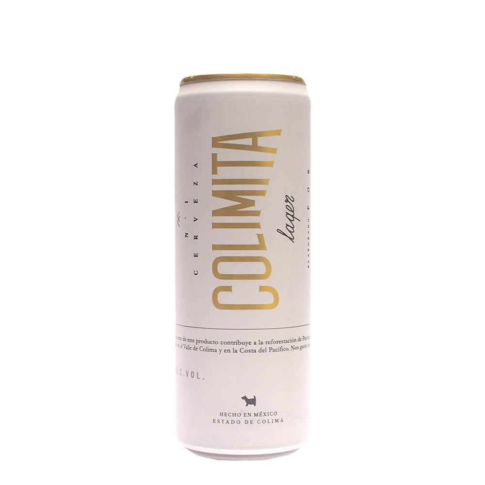 Cerveza Colima Colimita Lata