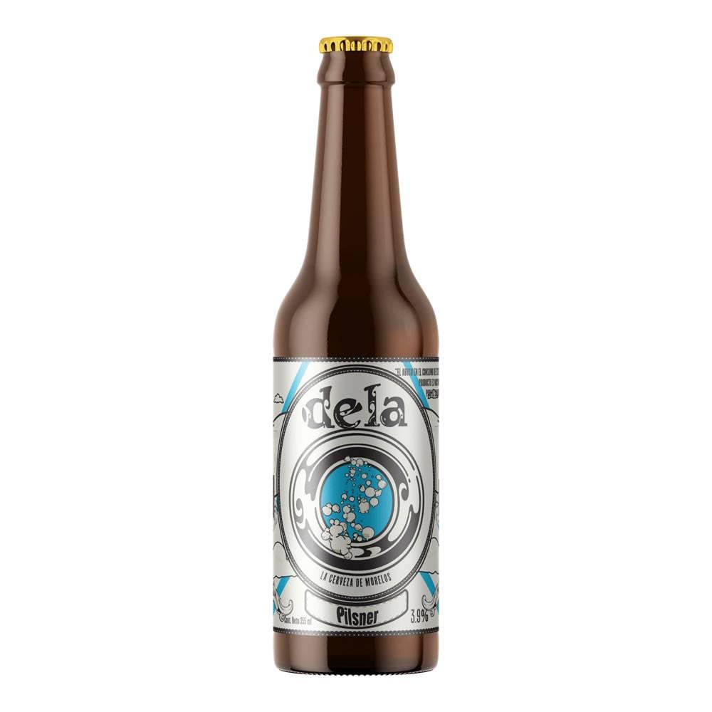 Cerveza De La O Pilsner