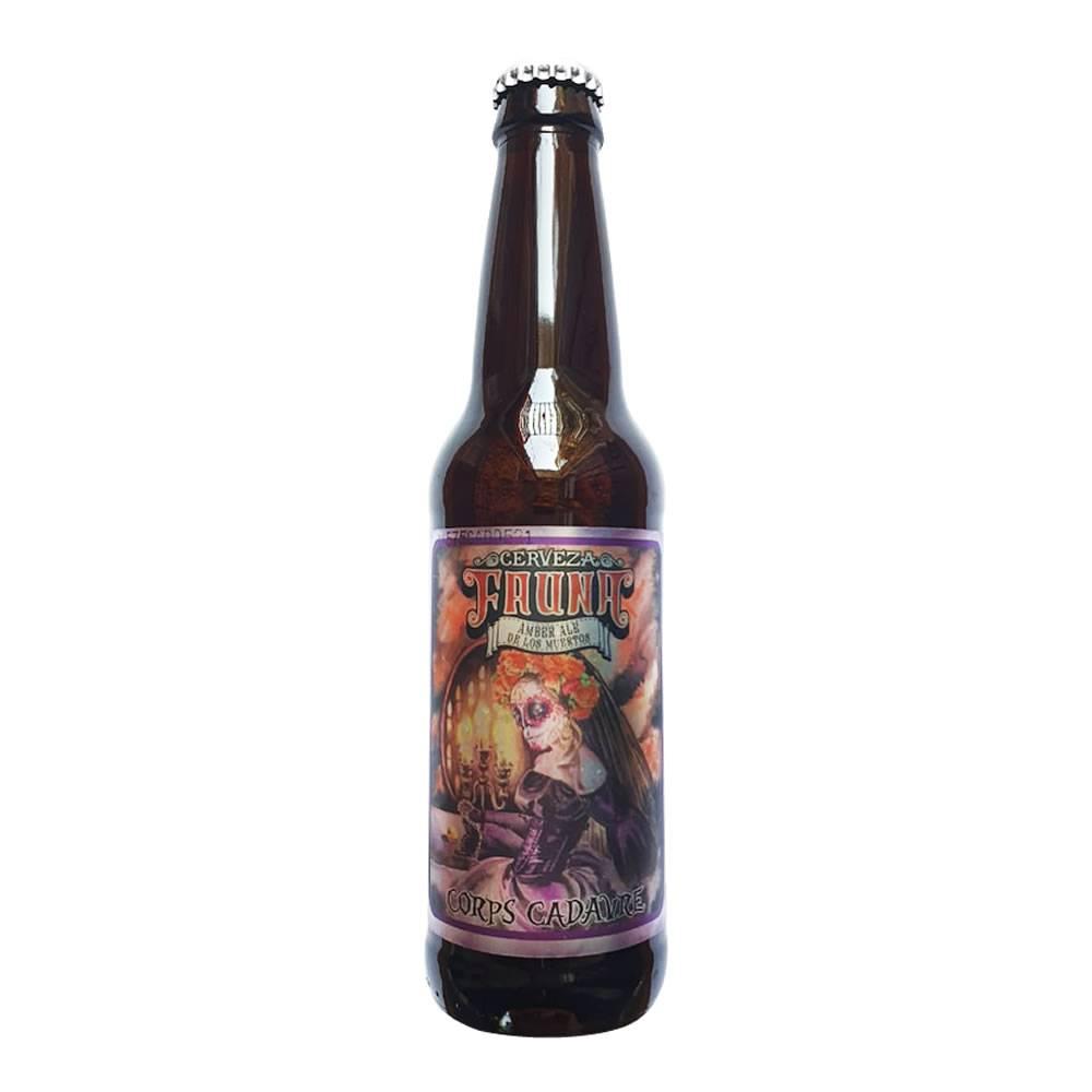 Cerveza Fauna Corps Cadavre