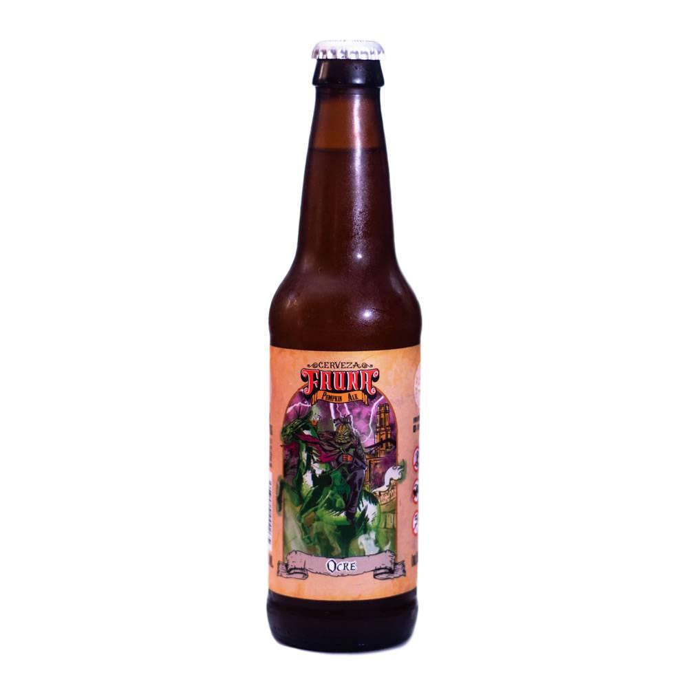 Cerveza Fauna Ocre