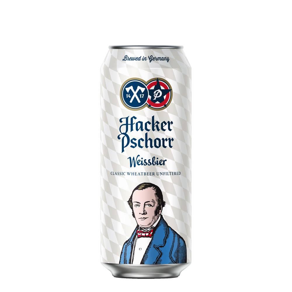 Cerveza Hacker Pschorr Weissbier