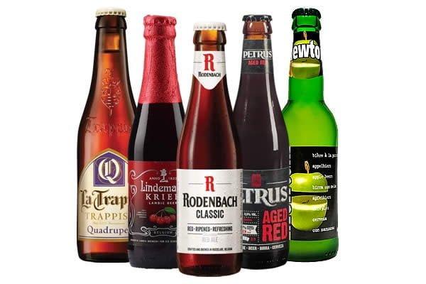 Cervezas Importadas Cervezas Belgas