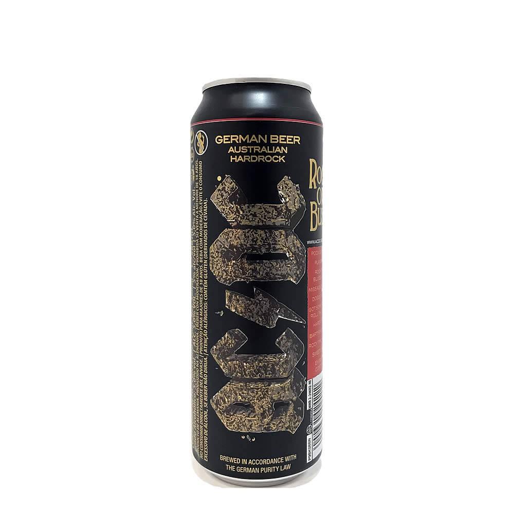 Cerveza Karlsberg ACDC Lata