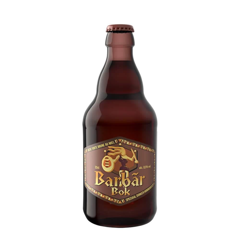 Cerveza Lefebvre Barbar Bock