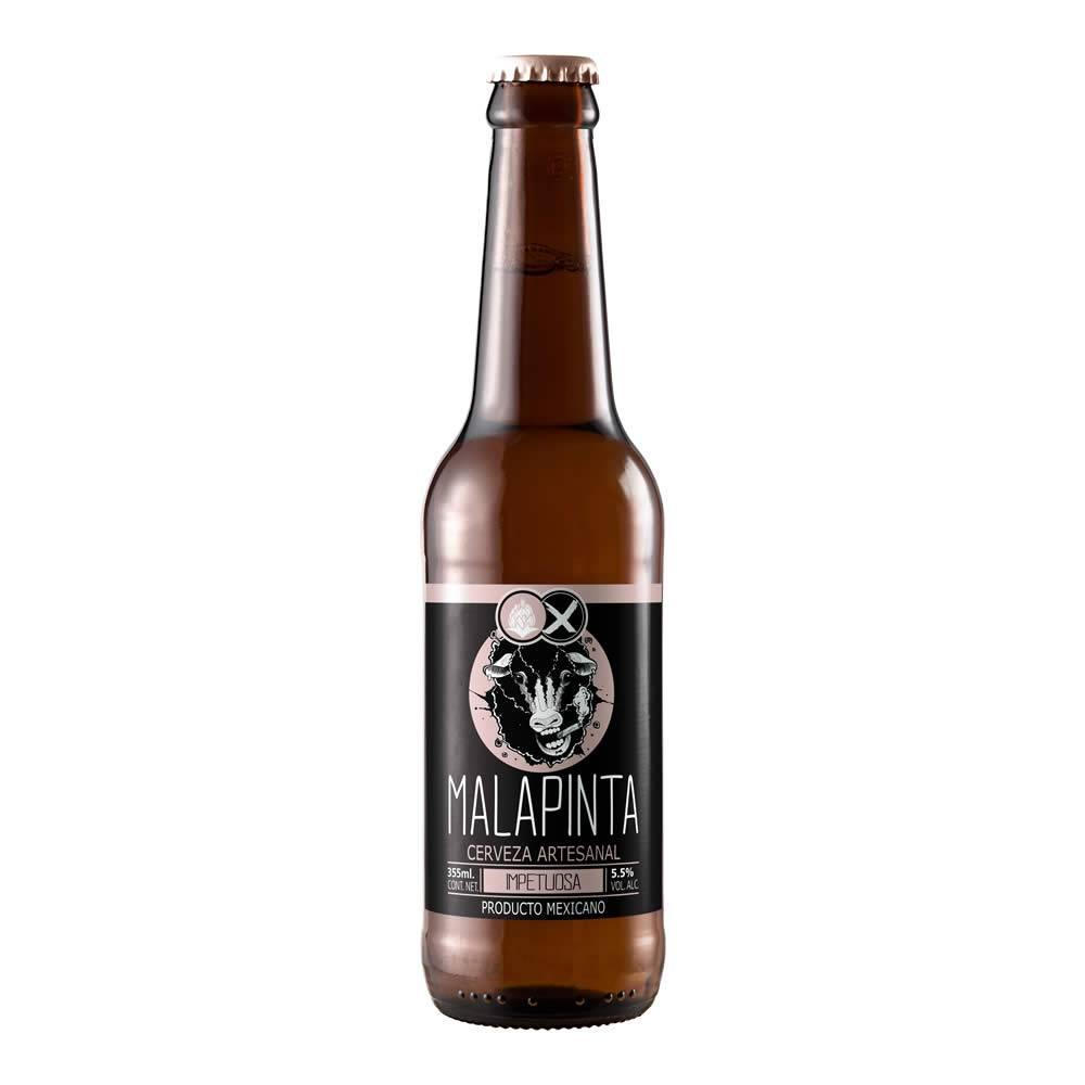 Cerveza Malapinta Impetuosa