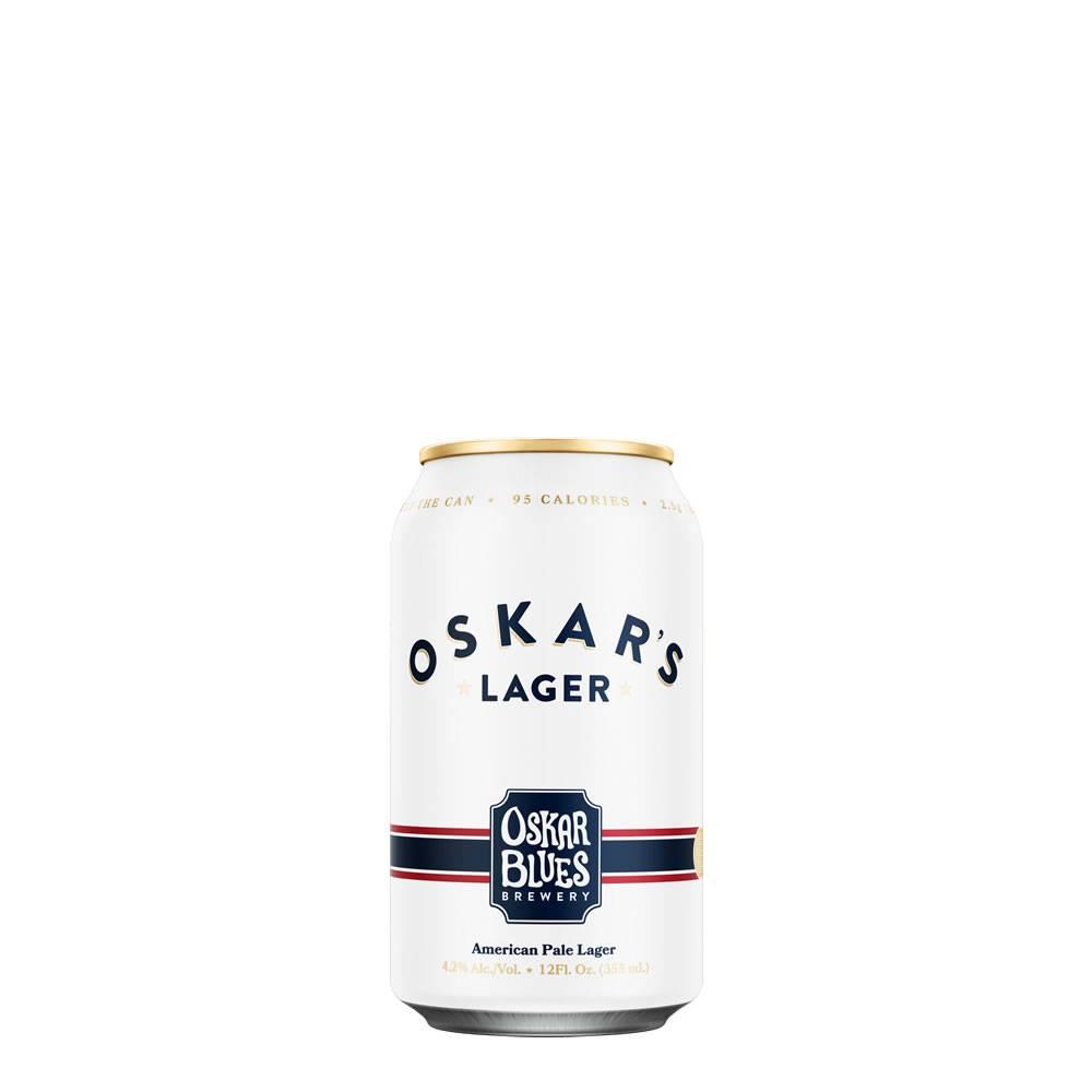 Cerveza Oskar Blues Oskars Lager