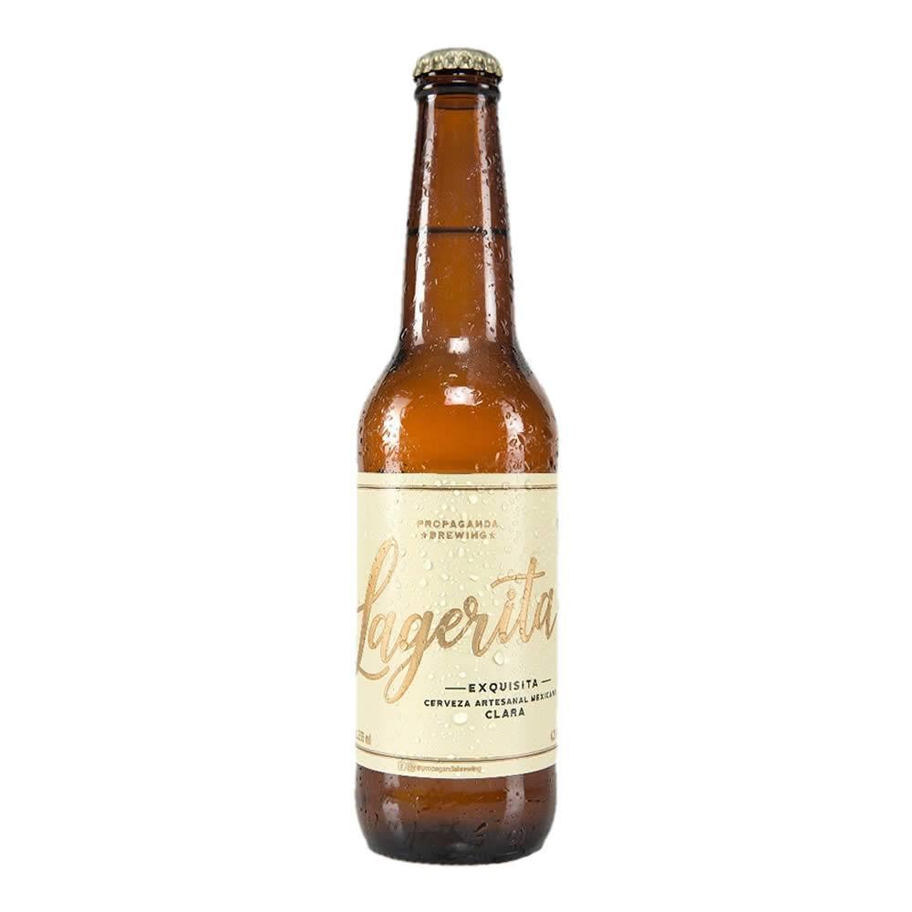 Cerveza Propaganda Brewing Lagerita Clara