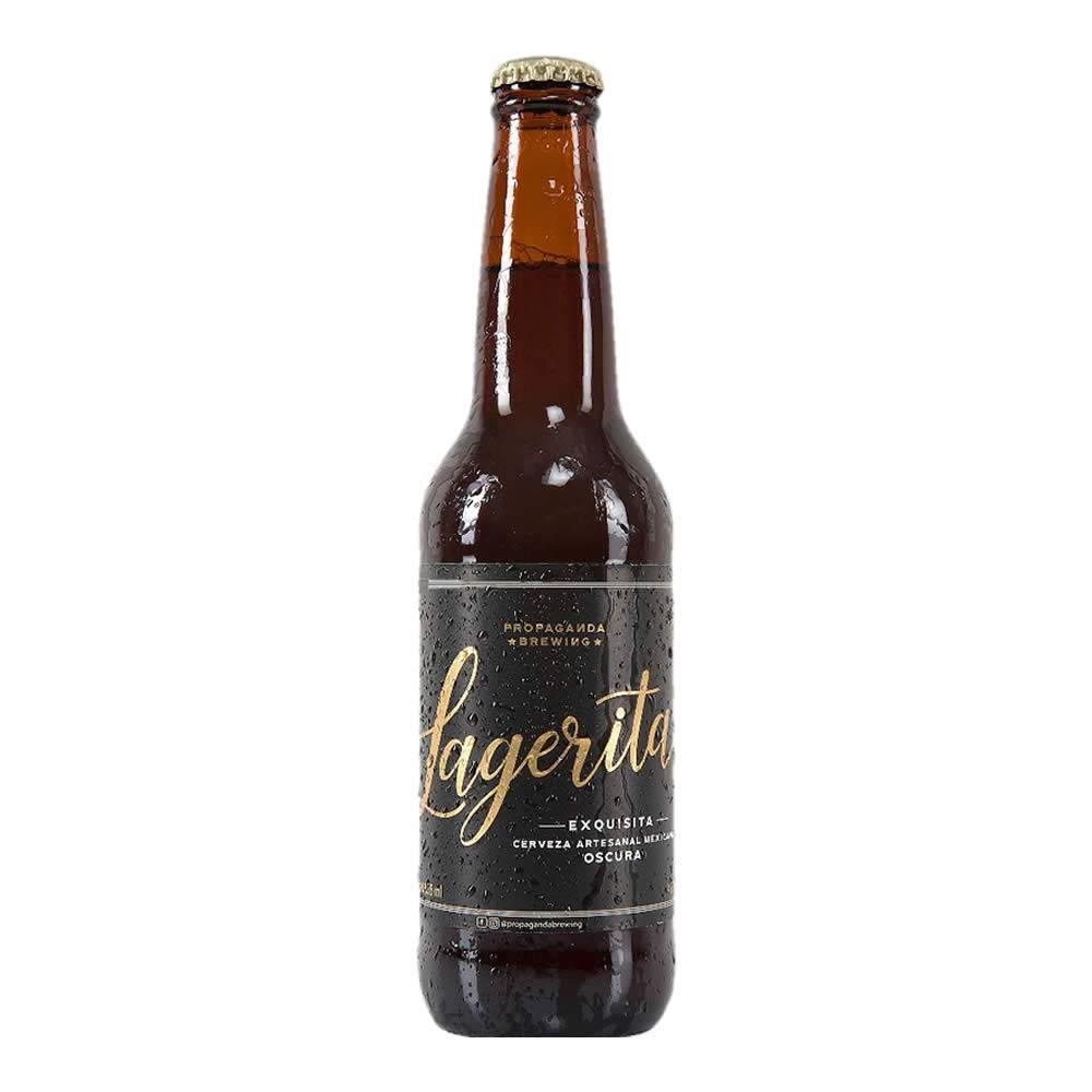 Cerveza Propaganda Brewing Lagerita Obscura