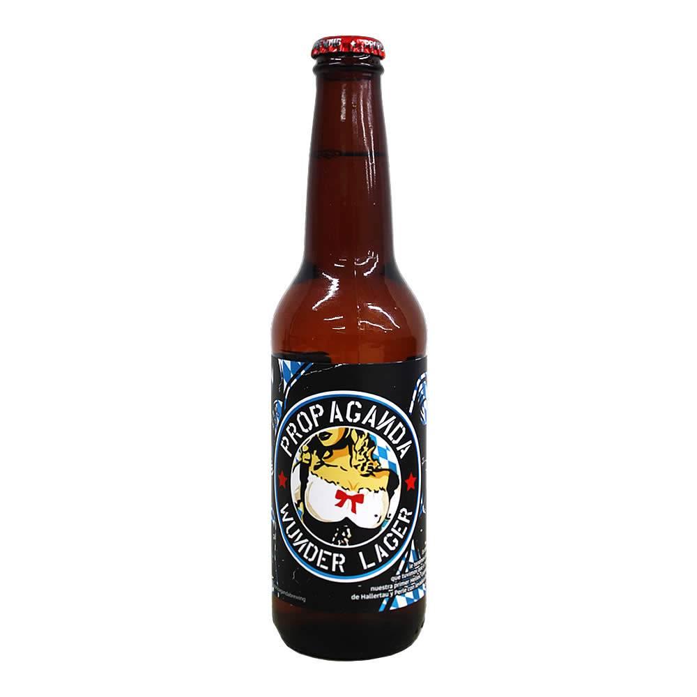 Cerveza Propaganda Brewing Wunder Lager