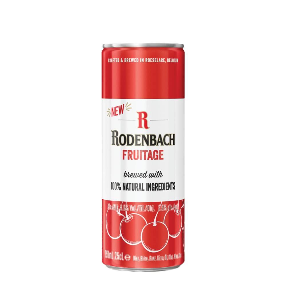 Cerveza Rodenbach Fruitage Lata