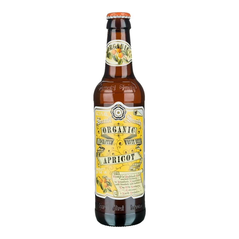Cerveza Samuel Smith Apricot