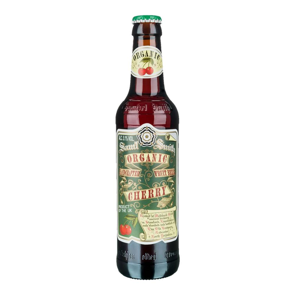 Cerveza Samuel Smith Organic Cherry