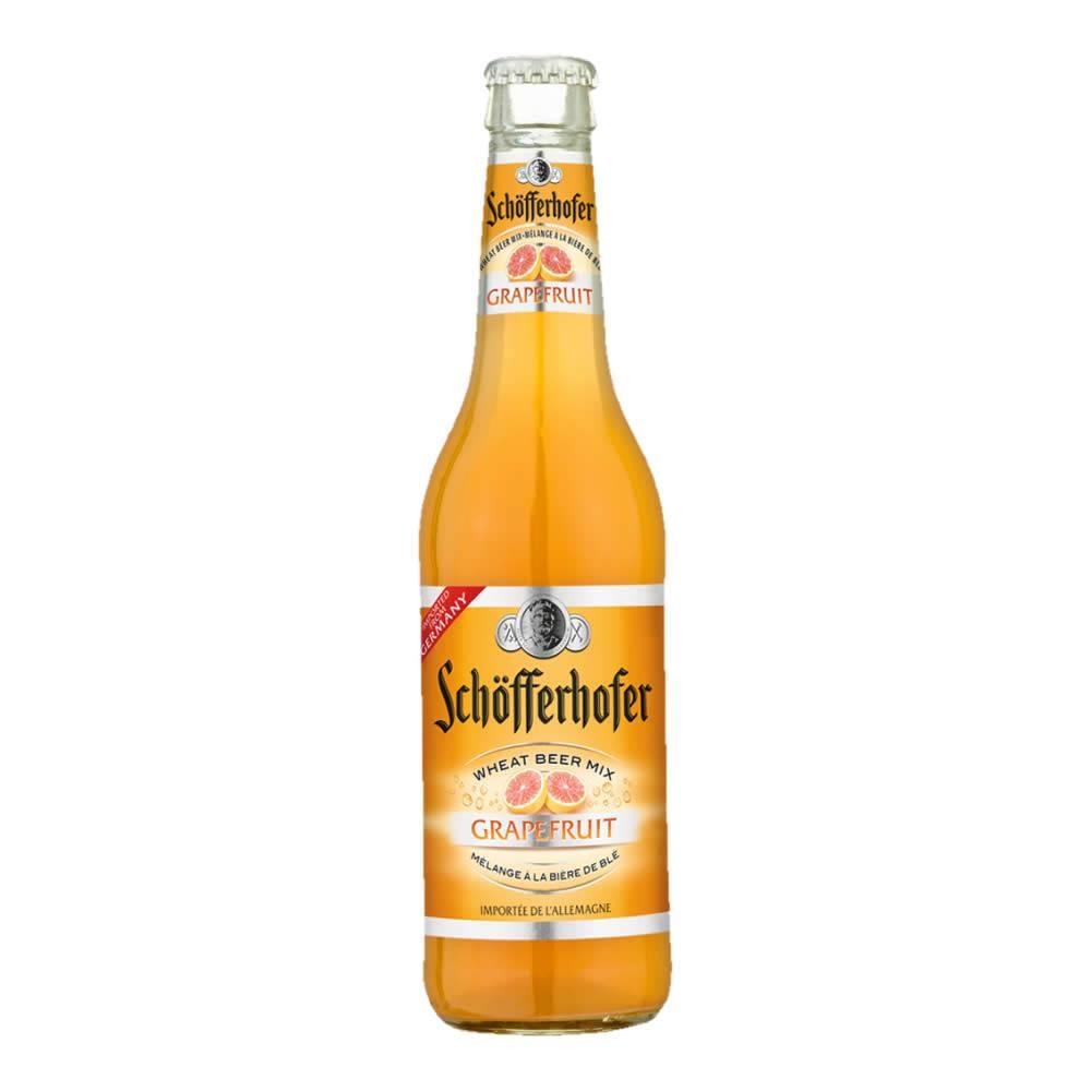 Cerveza Schofferhofer Toronja