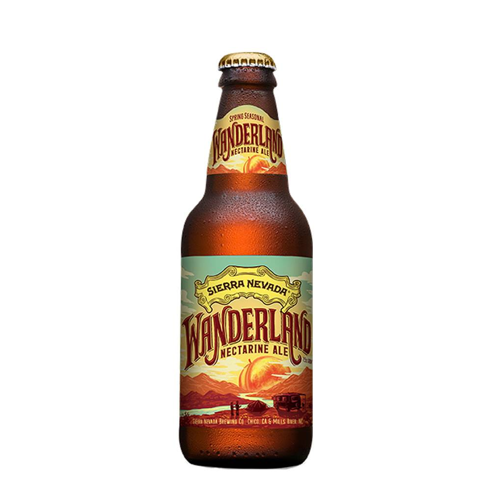 Cerveza Sierra Nevada Wanderland