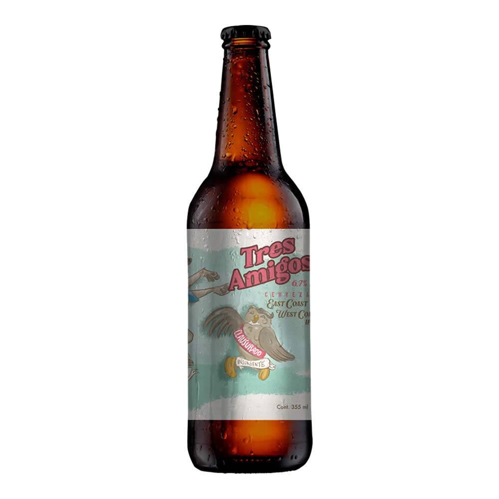 Cerveza Wendlandt Tres Amigos
