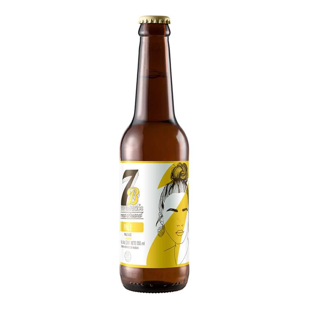 Cerveza 7 Barrios Pale Ale