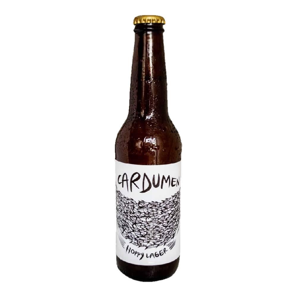 Cerveza 7 Mares Cardumen