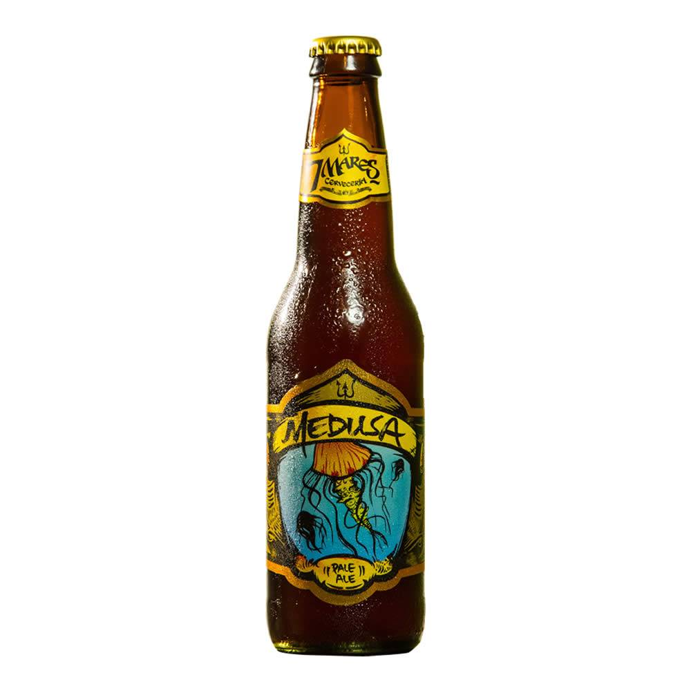 Cerveza 7 Mares Medusa