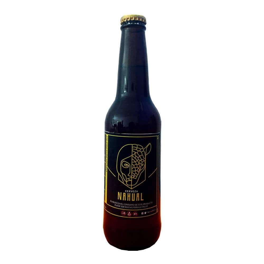 Cerveza Ayotochtin Nahual