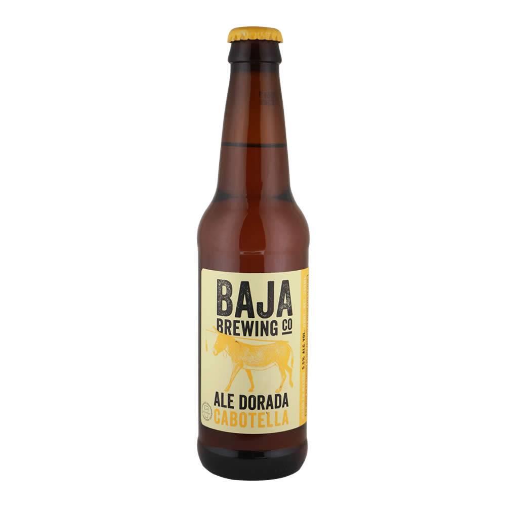 Cerveza Baja Brewing Cabotella