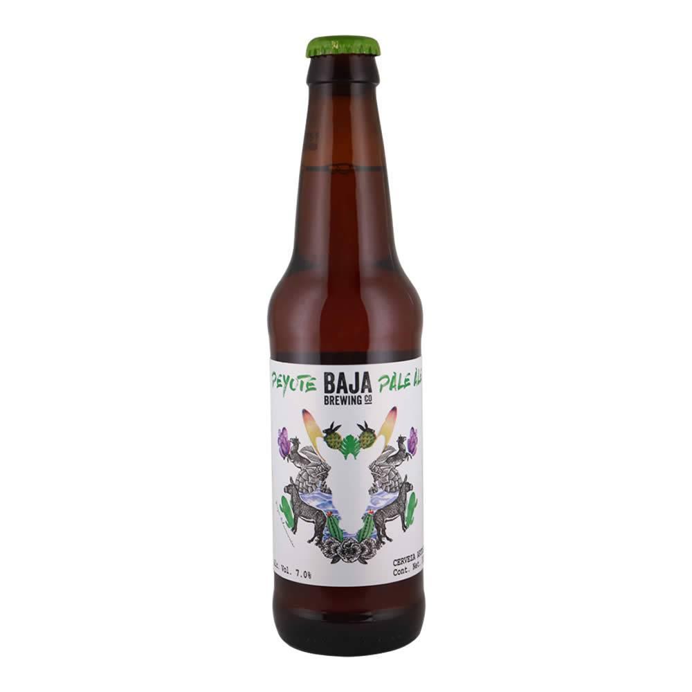 Cerveza Baja Brewing Peyote