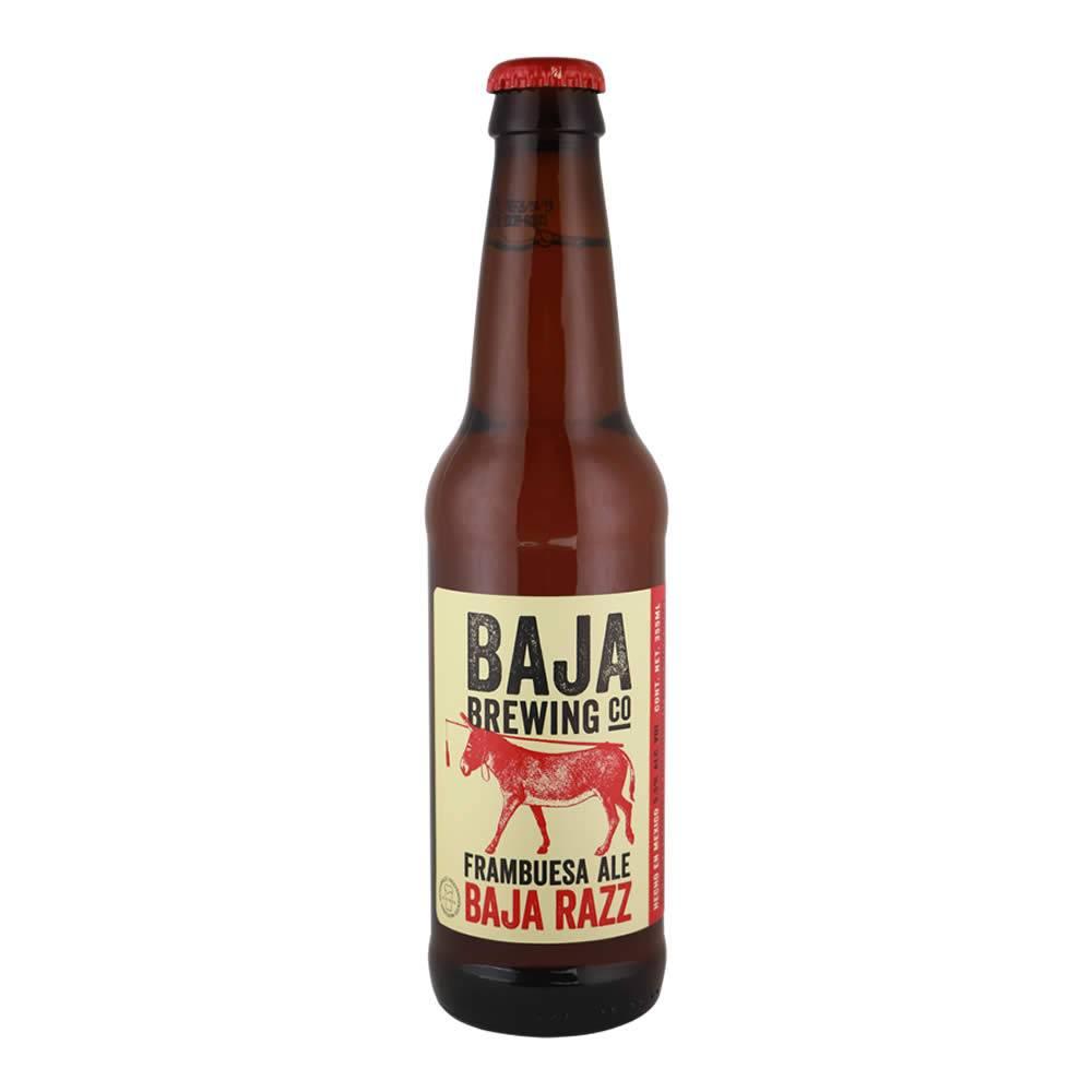 Cerveza Baja Brewing Baja Razz