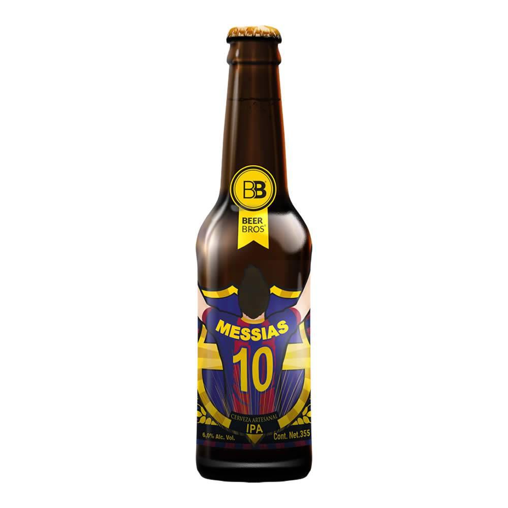 Cerveza Beer Bros Messias 10