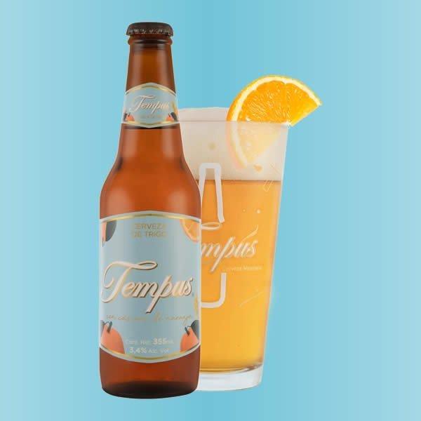 Cerveza Tempus trigo