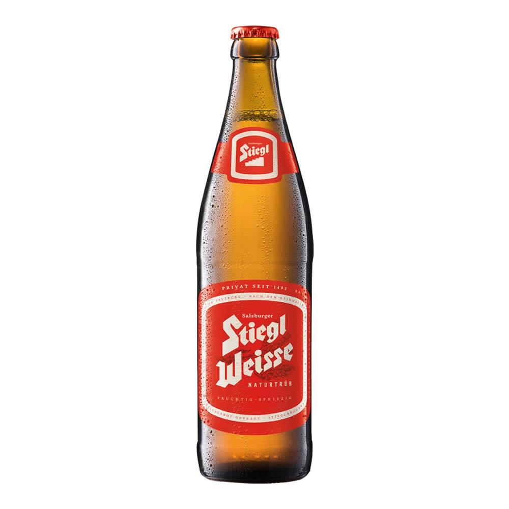 Cerveza Stiegl Weisse