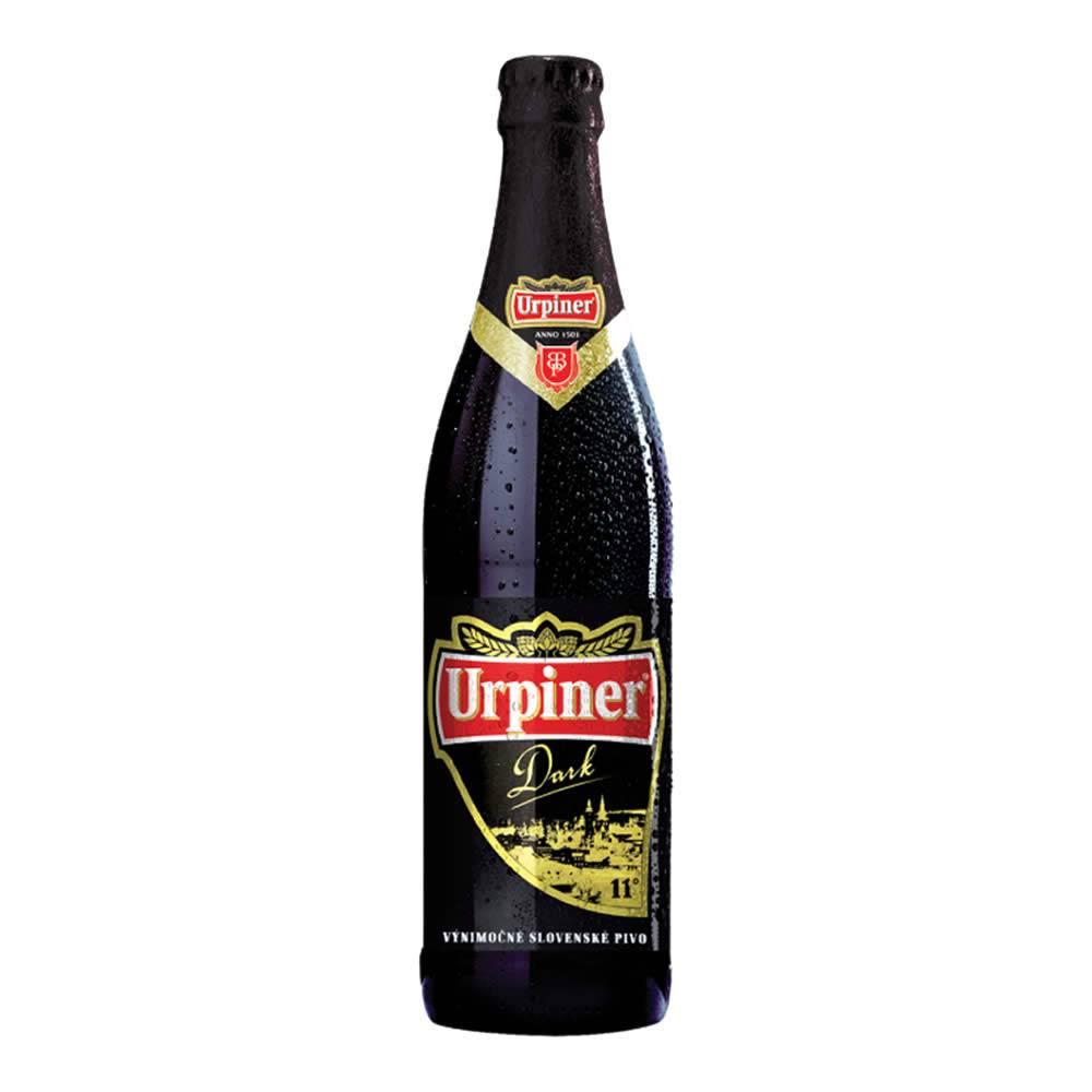 Cerveza Urpiner Dark Botella