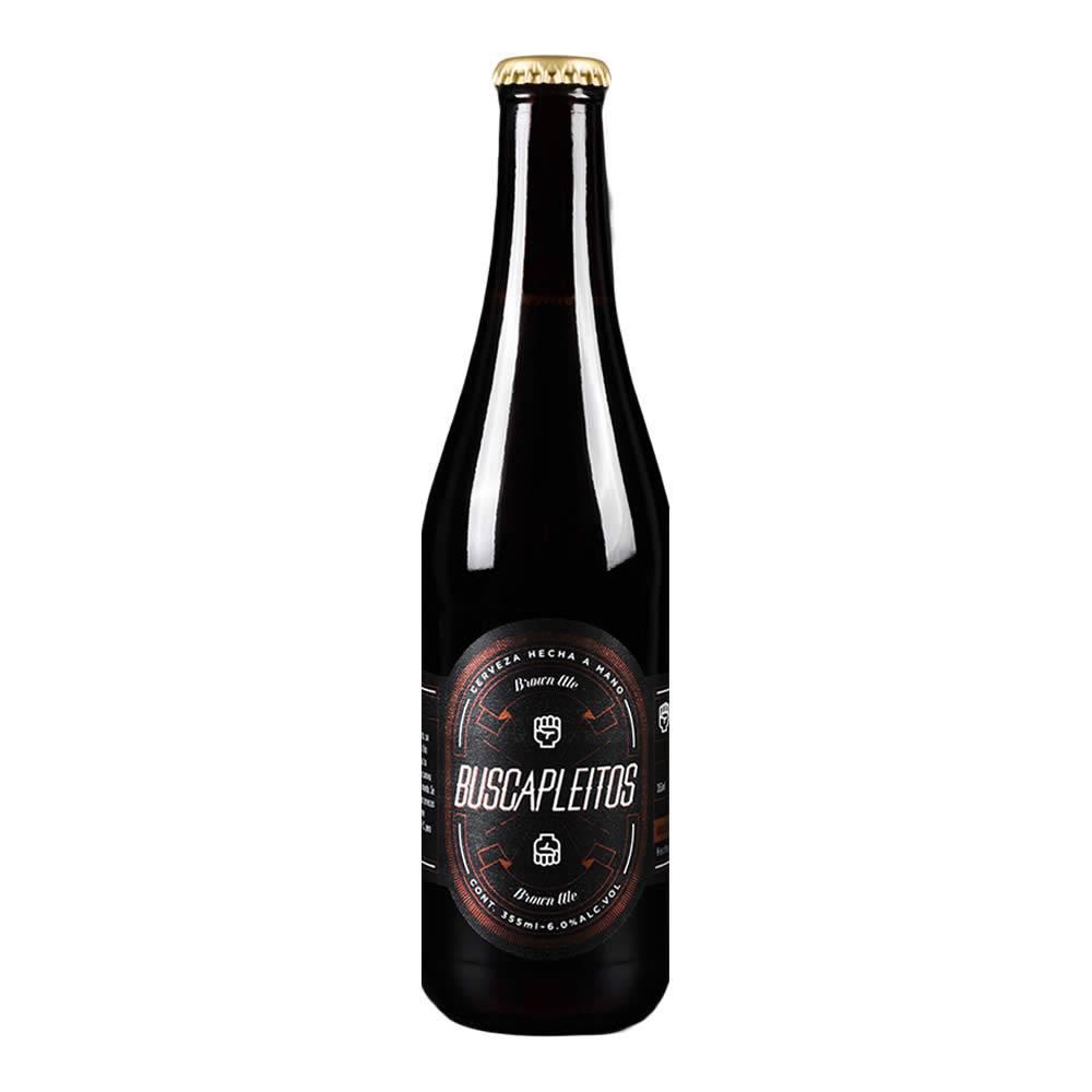 Cerveza Buscapleitos Brown Ale
