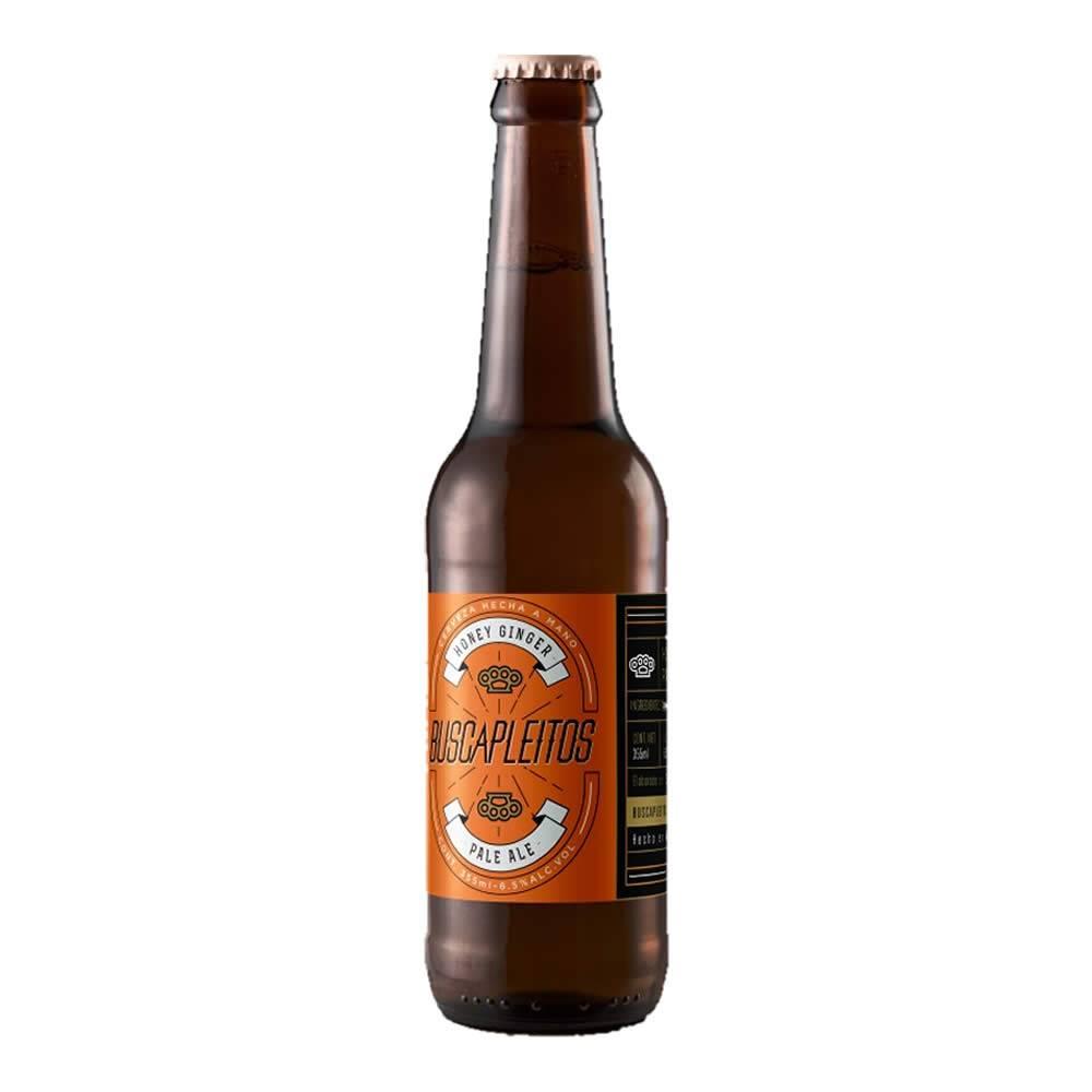 Cerveza Buscapleitos Ginger Pale Ale
