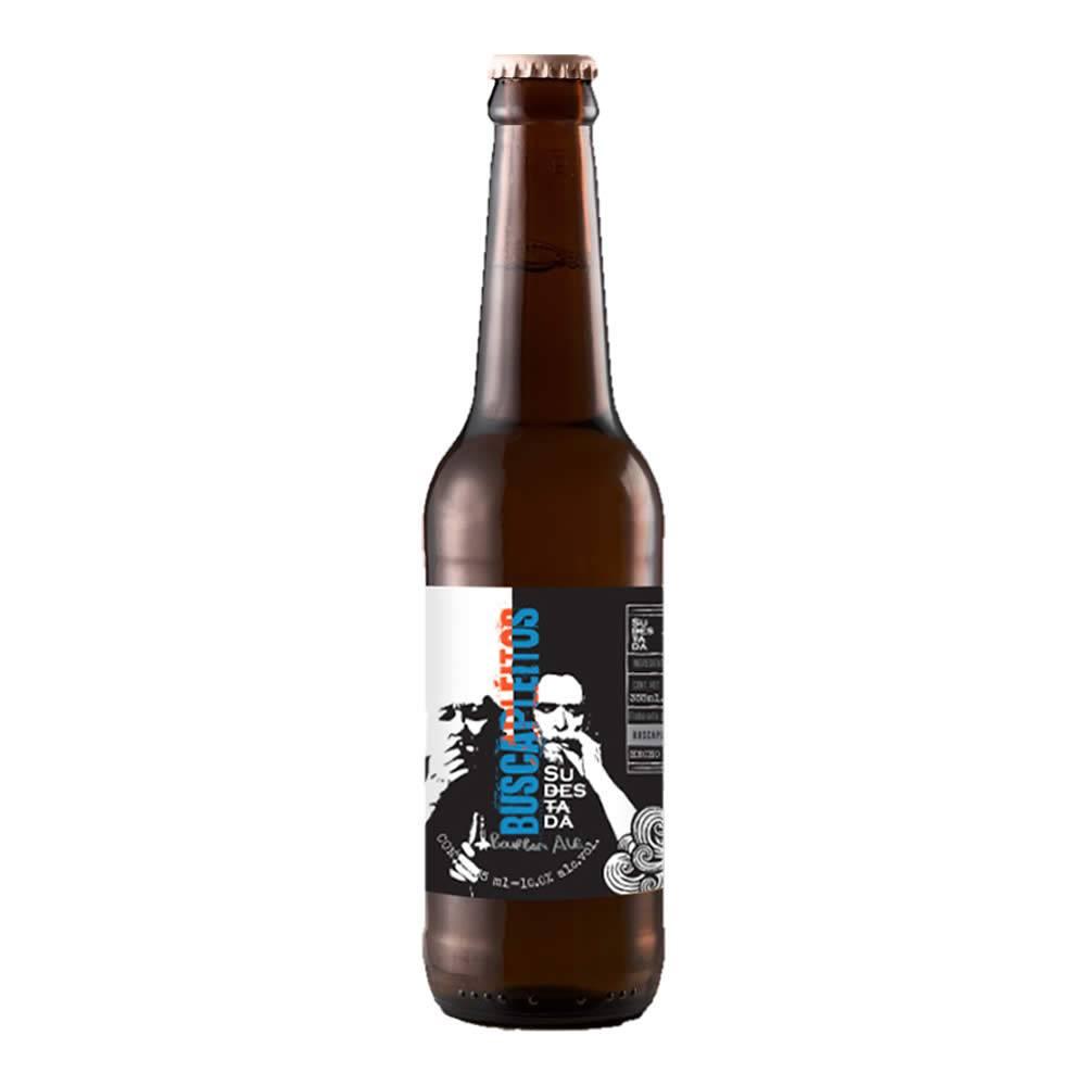 Cerveza Buscapleitos Bourbon Ale