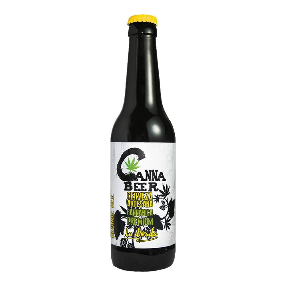 Cerveza Cannabeer La Dorada