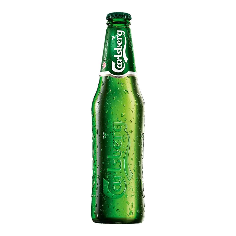 Cerveza Carlsberg Pilsner 500 ml.