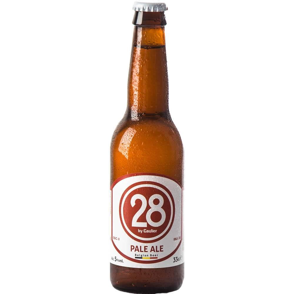 Cerveza Caulier 28 Pale Ale