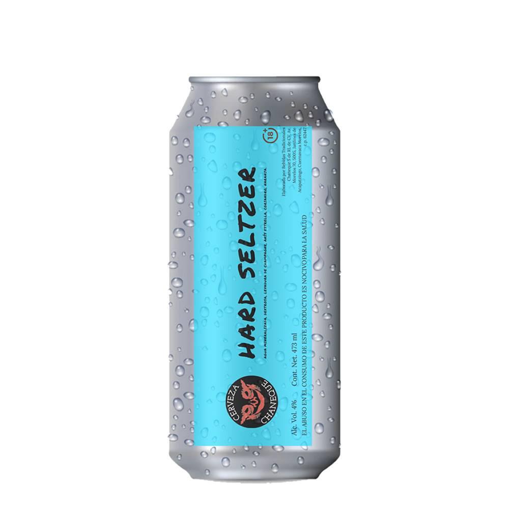 Cerveza Chaneque Hard Seltzer Lata