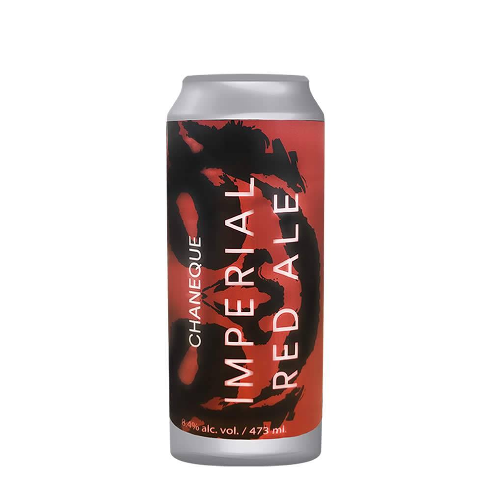 Cerveza Chaneque Imperial Red Ale Lata