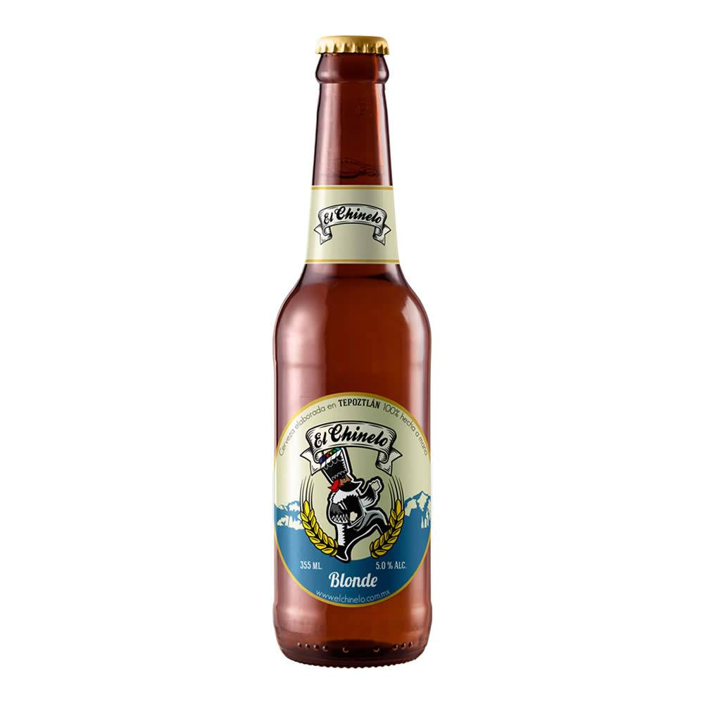 Cerveza El Chinelo Blonde Ale