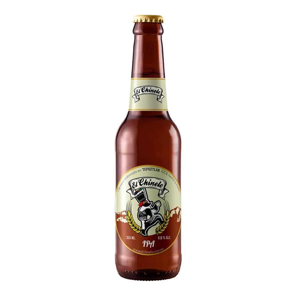 Cerveza El Chinelo Ipa