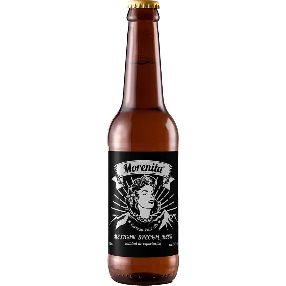 Cerveza El Chinelo Morenita